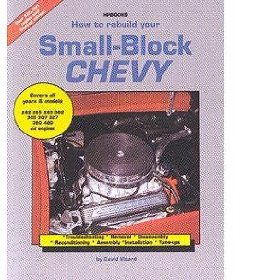 Show details of HP Books Repair Manual for 1964 - 1967 Chevy El Camino.