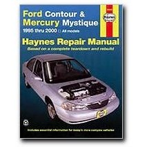 Show details of Haynes Ford Contour and Mercury Mystique (95 - 00) Manual (Paperback).
