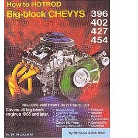 Show details of HP Books Repair Manual for 1969 - 1969 Chevy El Camino.