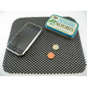 Show details of Automobile Car Dashboard Non-Slip Mat - 2 Piece Set.