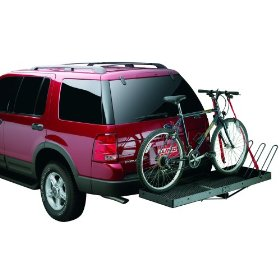 Show details of Lund 601009 Non-folding Bike Carrier Attachment.