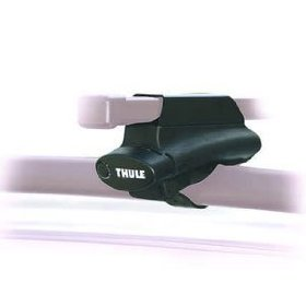 Show details of Thule 450 CrossRoad Railing Roof Rack Foot Pack (Set of 4).