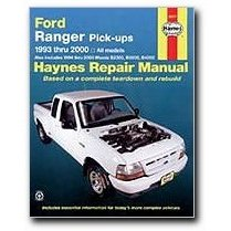 Show details of Haynes Ford Ranger Pick-ups (93 - 05) Manual.