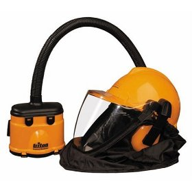 Show details of Triton PRA001 Powered Respirator.
