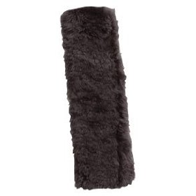 Show details of Sheepskin Seat Belt Shoulder Pad-Grey.