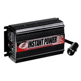 Show details of Schumacher PI-200 Instant Power DC to AC Power Inverter - 200 Watts.