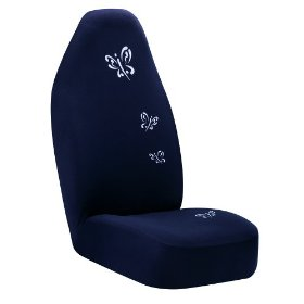 Show details of Auto Expressions 5047553 Butterfly Bucket Seat Cover.