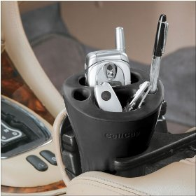 Show details of Cell Phone Holder for Car Cup Holders.