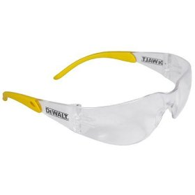 Show details of Dewalt DPG54-11C Protector Clear Anti-Fog High Performance Lightweight Protective Safety Glasses with Wraparound Frame.