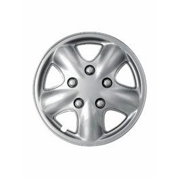 "Show details of Custom Accessories CU081502 15"" RIO Wheel Covers. 4 per pack.."