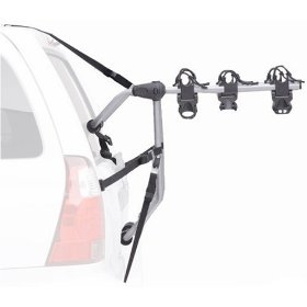 Show details of Hollywood Racks B3 Baja 3-Bike Trunk Mount Rack.