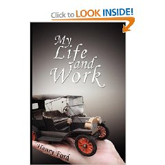 Show details of My Life and Work - An Autobiography of Henry Ford (Paperback).