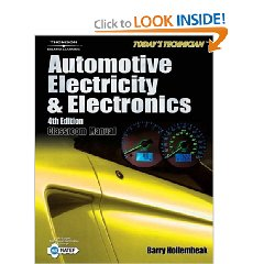 Show details of Today's Technician: Automotive Electricity and Electronics (Classroom and shop manual set) (Paperback).